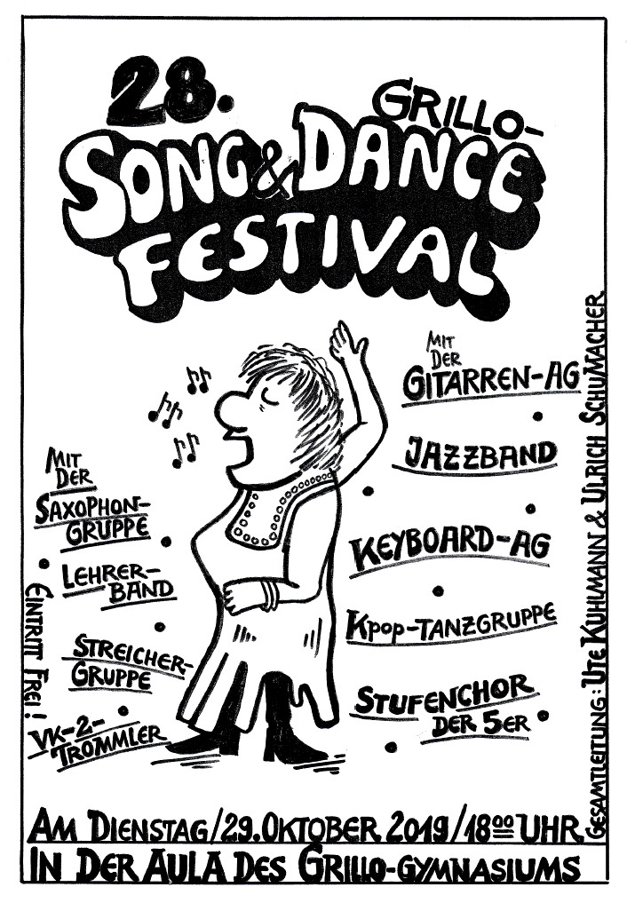 28. Song und Dance Festival